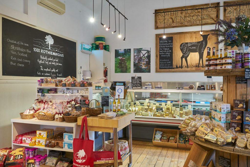 Rothiemurchus Farm Shop, near Aviemore
