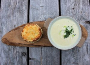 Cullen Skink - a favourite at the Druie