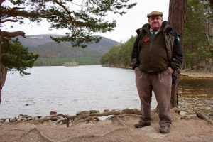 One of our Countryside Rangers
