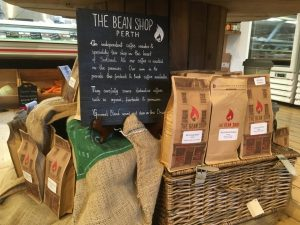 The Bean Shop Coffee at Rothiemurchus Farm Shop