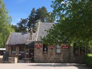 Rothiemurchus Farm Shop near Aviemore