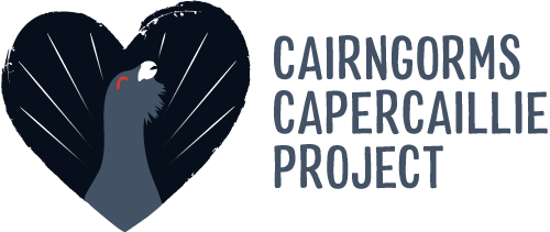 Cairngorms Capercaillie Project log
