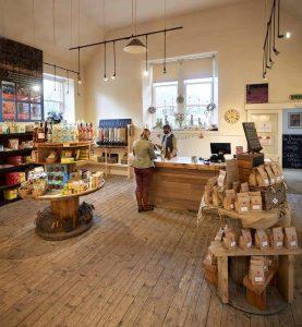 Rothiemurchus Farm Shop near Aviemore