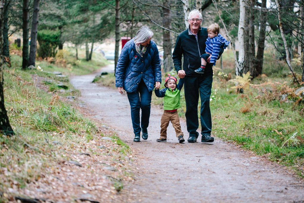 Investing in Visitor Services at Rothiemurchus