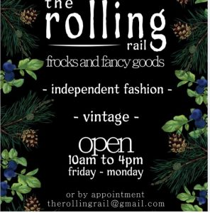 The Rolling Rail opening hours